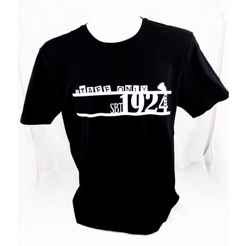 T-Shirt - Staff-Bull 1924