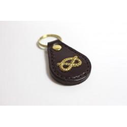 Schlüsselanhänger - Staffbull - Knoten